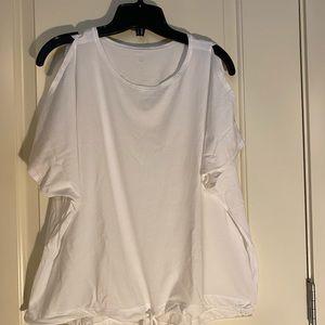 Lululemon open shoulder blouse 8/10